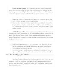 criteria for a evaluation essay format