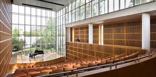 Cleveland Institute Of Music Mixon Hall Theatre Projects