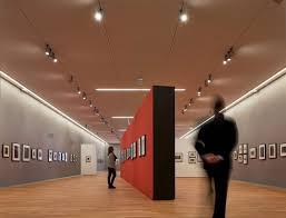 studio track lighting. LAC Lugano Art And Culture \u2013 Lugano, Switzerland - Architectural Lighting Project: Studio Track