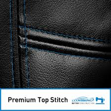 premium leatherette custom seat covers