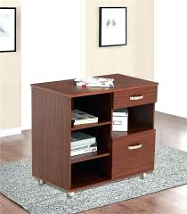 printer stand file cabinet. File Cabinet Printer Stand Decoration With Filing Additional Photos Black V