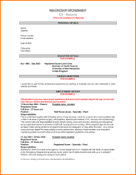 Resume Profile Section Examples Nmdnconference Com Example