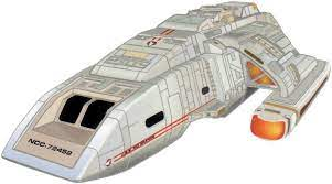 Here are some images of amt's 1/72 scale danube class runabout in vulcan markings. Federation Starfleet Class Database Danube Class Runabout