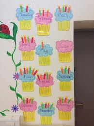 Sparklebox Birthday Charts Birthday Cupcakes Classroom Display Photo Sparklebox