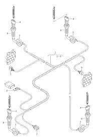 Audi A6 Allroad Qu 2000 2005 Wiring Harness For Tyre
