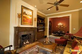 Rustic Decorating For Living Rooms Natural Stone And Reclaimed Timber Shape The Rustic Living Room