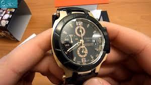 tissot t race automatic black rubber chrono men s watch tissot t race automatic black rubber chrono men s watch t0484272705701 e oro gr