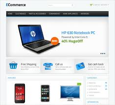 Free Ecommerce Website Templates Magnificent 28 PHP ECommerce Themes Templates Free Premium Templates