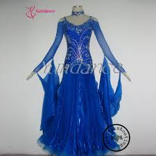 B Modern Costume Designer 2016 Hot Design Modern Ballroom Dress Adult Performance
