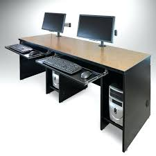 dual desk bookshelf small. Dual Computer Desk Breathtaking Desks For Computers Cheap With Long Ikea . Bookshelf Small