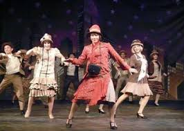 thoroughly modern millie broadway. Contemporary Millie For Those Who Havenu0027t Seen Either The Movie Or Musical Before Millie  Dillmount Krystal Jasmine Combs Arrives In 1920s New York Much Like 42nd  And Thoroughly Modern Broadway E