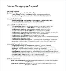 Portfolio Cover Letter Example Cover Letter Photography Proposal Template Cover Letter For