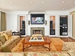 Interior Decoration For Small Living Room Plan A Whole Home Av System Hgtv