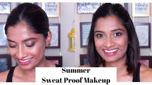 feeling of your makeup melting off your face during summer beauty ger ha is back with a makeup tutorial that will ensure you remain fresh faced
