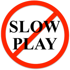 Image result for GOLF SLOW PLAY