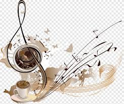 Use our birthday web graphics on your personal web pages. Coffee Cafe Musical Note Illustration Coffee Notes Coffee Shop Happy Birthday Vector Images Png Pngegg