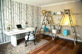 home office area rug size rugs storage with striped fabric eclectic and placement