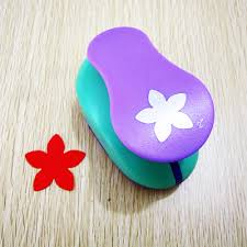 4 Petal Flower Paper Punch Free Shipping 2 Inch 4 6cm Petal Paper Punch For Scrapbooking
