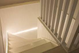 save on lighting. Basement Stairs LED Lighting Save On