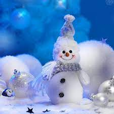 Ipad Wallpaper Snowman