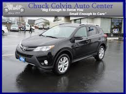 Black Toyota Rav4 In Oregon For Sale ▷ Used Cars On Buysellsearch