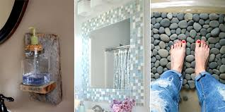 diy bathroom decor ideas. 20 Easy DIY Bathroom Decor Ideas Diy R