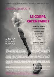Atelier De Criminologie Lacanienne 201617