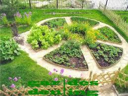 vegetable garden design vegetable