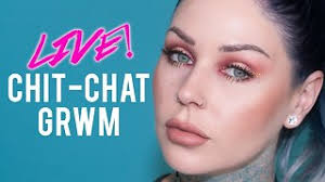 chit chat grwm everyday makeup tutorial free