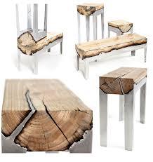 Natural Wood Home Decor  Decadent DissonanceAluminium Home Decor