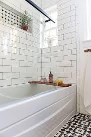 Subway Tile Bathroom Designs Simple Decorating Design