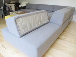 west elm furniture review. Plain Review The West Elm Tillary Sofa Back Supports Do Not Attach Inside Furniture Review