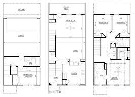 Siena Townhomes  EBrochureTownhomes Floor Plans