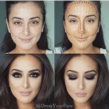 biggest makeup transformation you we this makeup transformation dressyourface saudibeauty