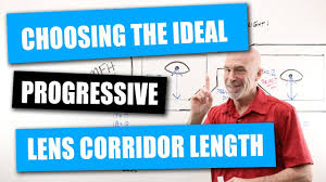 Pal Identifier Chart Choosing The Ideal Progressive Lens Corridor Length