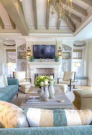 Best Coastal Homes Interiors Images On Pinterest - Homes and interiors