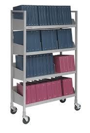 Chart Shelves Flexfit Open Chart Racks Number Of Shelves 4 Cart Size Wide Bumpers No