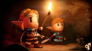 Ending breath of the wild link's lineage isn't an end for the character. Artist Imagines Breath Of The Wild 2 With Art In Link S Awakening Style Geektyrant