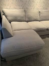 dfs jasper grey corner sofa 500 00