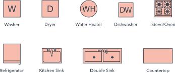 Floor Plan Symbols Lucidchart