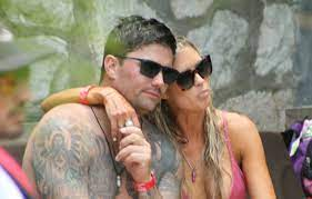 Christina Haack & Joshua Hall On Yacht ...