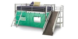bunk bed with slide. Plain With Bunk Beds With A Slide Bedroom Metal Bed    Inside Bunk Bed With Slide