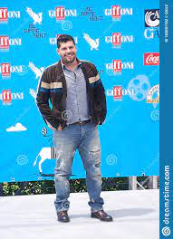 Salvatore Esposito at Giffoni Film Festival 2014. Editorial Photography -  Image of valle, italy: 183081782