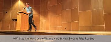 M F A  Creative Writing   Department of English   New Mexico State     The New School