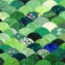 40 Shades of Green – Free Ireland Quilt Block Of The Month Pattern ... & 40 Shades of Green – Free Ireland Quilt Block Of The Month Pattern Adamdwight.com