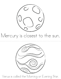 Planets Coloring Sheet M8988 Coloring Page Draw Planet Coloring