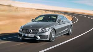 mercedes 2015 c class coupe. Fine Mercedes 2015 MercedesBenz Cclass Coupe Front Track Intended Mercedes C Class