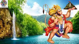 Lord Hanuman With 4K Full HD ...