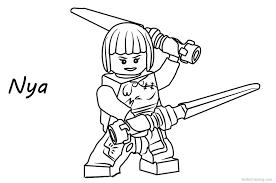 Lego Ninjago Coloring Pages Lego Ninjago Coloring Pages Printable