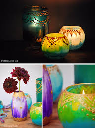 How To Decorate Candle Jars Cool DIY Candle Ideas And Tutorials 100 42